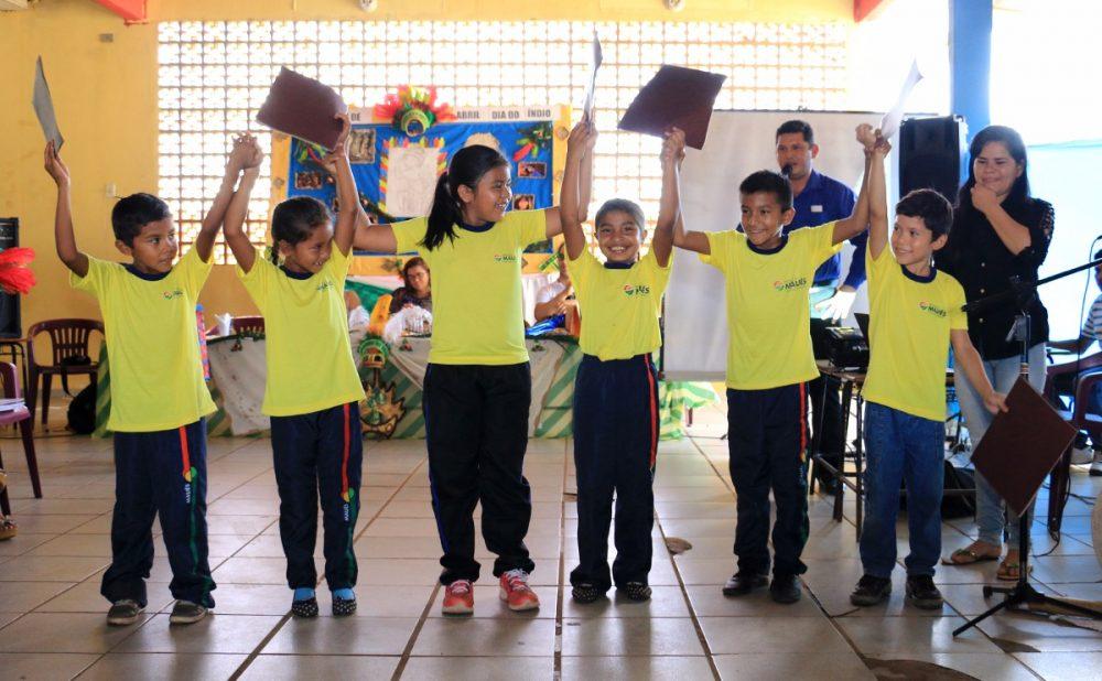 Escola da Rede Municipal de Ensino realiza Manhã Cívica e Cultural