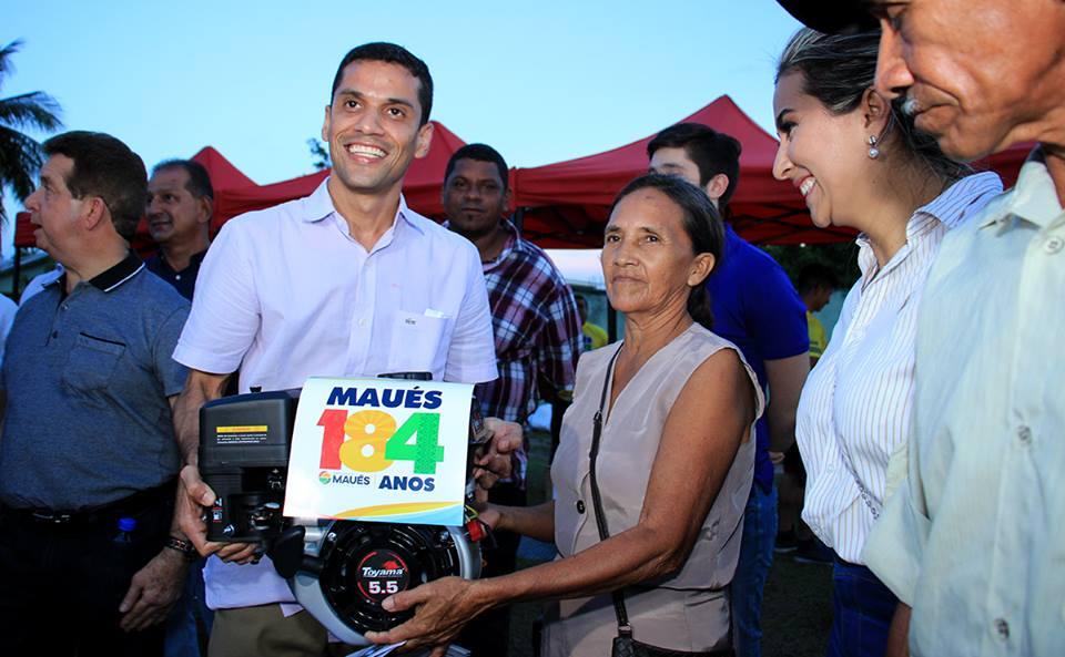 Maués comemora 184 anos com ações para geração de emprego e renda