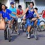 A programação para comemorar os 184 anos de Maués começou cedo neste sábado, 24. Estudantes participaram de um passeio ciclístico e de uma gincana cultural em homenagem ao aniversário do nosso município. #UmaNovaMaués #PrefeituraDeMaués #GovernoJuniorLeite #Maués184anos #MauésTeEspera #AniversárioDaCidade #GincanaCultural