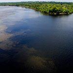 Maués também tem o seu encontro das águas! Eis o registro do fotógrafo Reinaldo Santos, do encontro dos rios Maués Açú e Urariá. Belezas naturais da nossa Terra do Guaraná. #MauésTeEspera #VemPraMaués