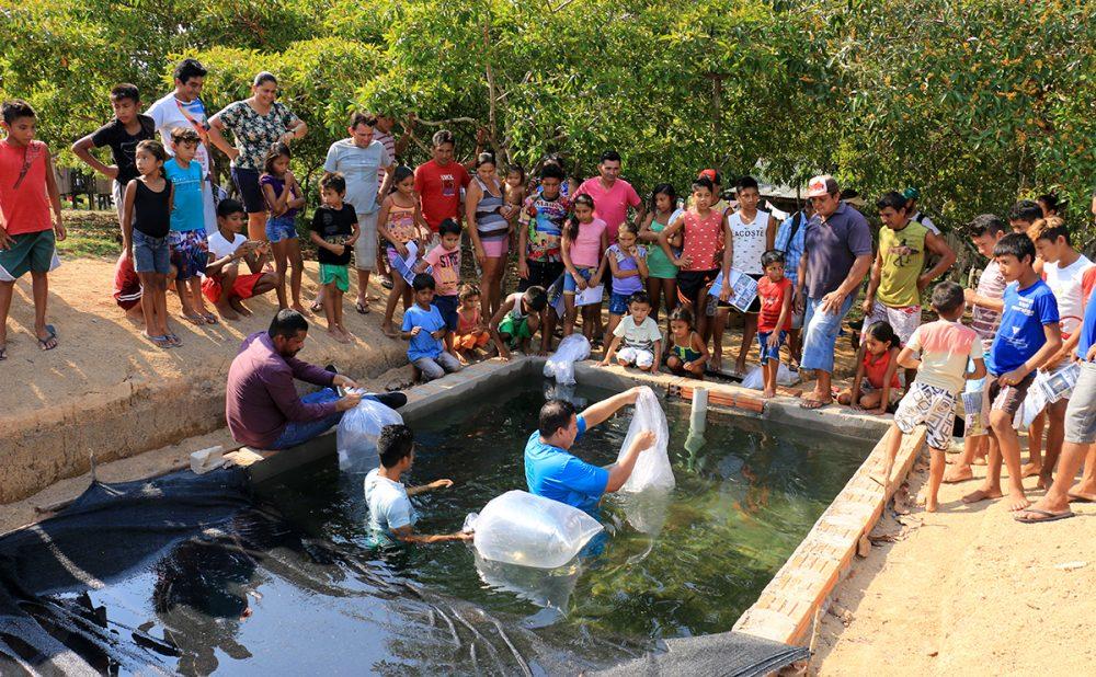 Setor primário: Prefeitura vai fomentar a piscicultura em Maués