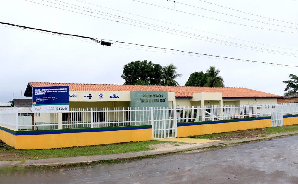 Prefeitura de Maués entrega ao povo mais uma UBS
