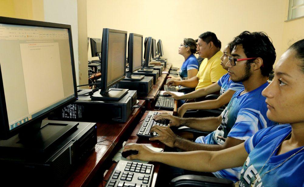 Prefeitura e Cetam renovam parceria para realização de cursos