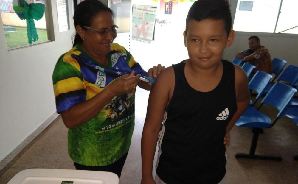 Saúde: Maués realiza Dia D da Vacinação contra a gripe