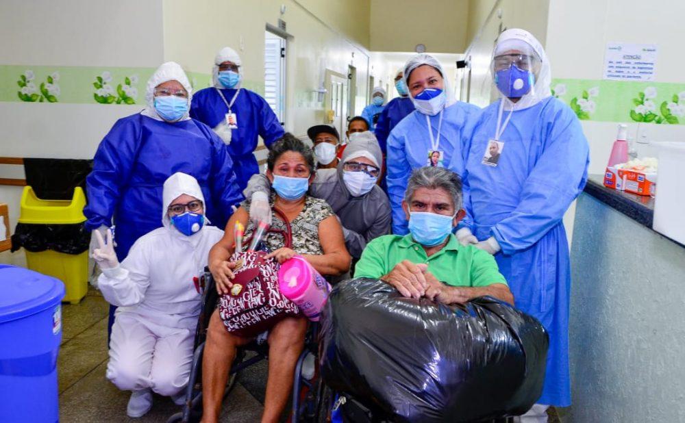 Maués comemora alta de mais 05 pacientes com Covid-19