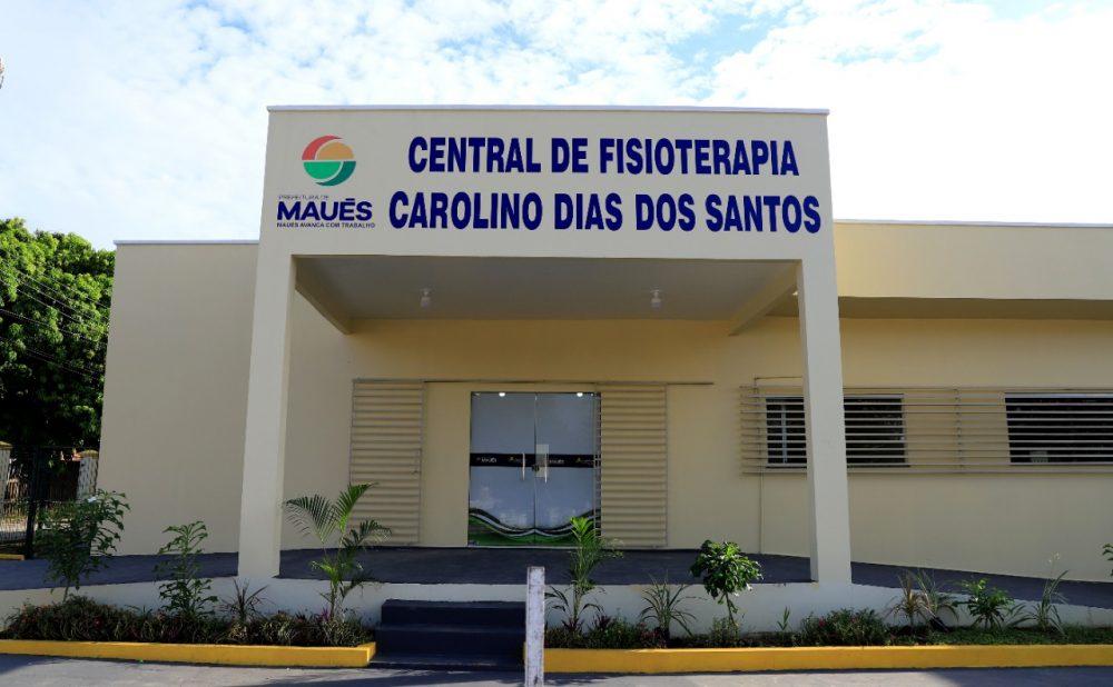 Prefeitura de Maués entrega Centro de Referência em Fisioterapia e Fonoaudiologia