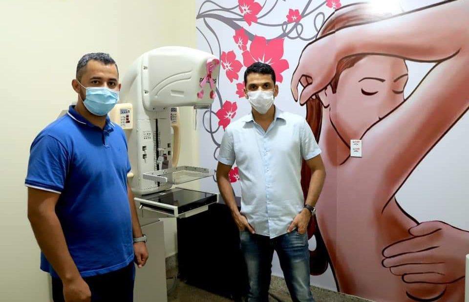 Prefeito Júnior Leite inaugura 1° Centro de Biodiagnóstico do interior do AM